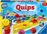 Ravensburger 24920 - Quips Lernspiel, Lernspiel, Legespiel