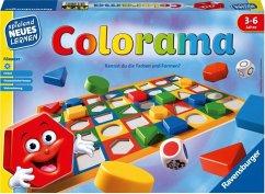 Ravensburger 24921 - Colorama, Farben, Formen, Lernspiel