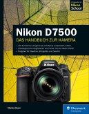 Nikon D7500 (eBook, PDF)