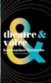 Theatre and Voice (eBook, ePUB)