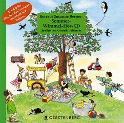 Sommer-Wimmel-Hör-CD, 1 Audio-CD
