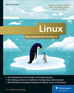Linux (eBook, ePUB) - Kofler, Michael