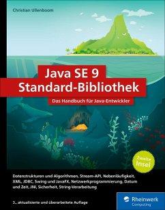 Java SE 9 Standard-Bibliothek (eBook, ePUB) - Ullenboom, Christian
