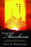 Escape from Manchuria (eBook, ePUB)