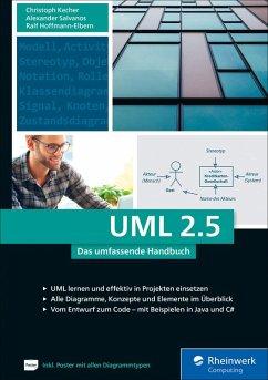 UML 2.5 (eBook, ePUB) - Kecher, Christoph; Salvanos, Alexander; Hoffmann-Elbern, Ralf