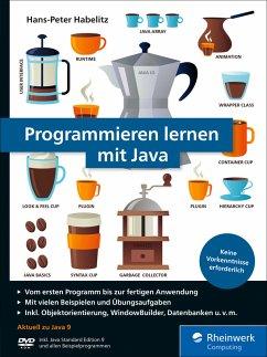 Programmieren lernen mit Java (eBook, ePUB) - Habelitz, Hans-Peter