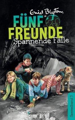 Spannende Fälle / Fünf Freunde Doppelbände Bd.3