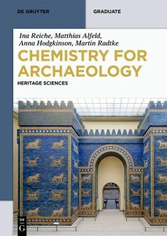 Chemistry for Archaeology