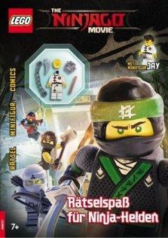 LEGO® NINJAGO® Movie - Rätselspaß für Ninja-Helden