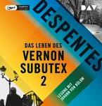 Das Leben des Vernon Subutex Bd.2 (1 MP3-CD)