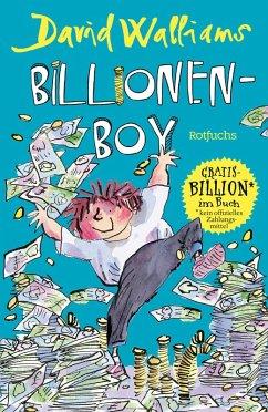 Billionen-Boy (eBook, ePUB) - Walliams, David