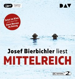 Mittelreich. Filmausgabe, 2 MP3-CDs