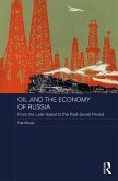 Oil and the Economy of Russia (eBook, PDF)