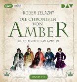 Die Chroniken von Amber - Band 1-5, 5 MP3-CD