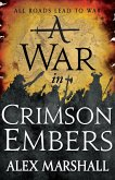 A War in Crimson Embers (eBook, ePUB)