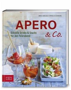 Apero & Co. (Mängelexemplar) - Cavelius, Anna; Schinharl, Cornelia
