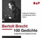 100 Gedichte, 3 Audio-CDs