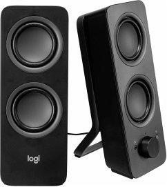 Logitech Z207 schwarz