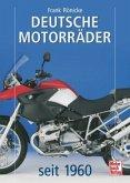 Deutsche Motorräder seit 1960 (Mängelexemplar)