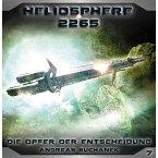 Die Opfer der Entscheidung / Heliosphere 2265 Bd.7 (MP3-Download)