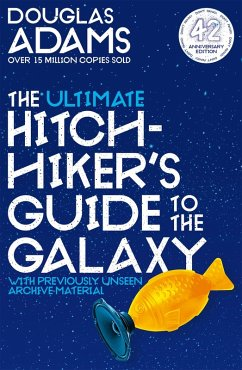 The Hitchhiker's Guide to the Galaxy Omnibus (eBook, ePUB) - Adams, Douglas