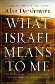 What Israel Means to Me (eBook, ePUB)