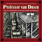Professor van Dusen, Die neuen Fälle, Fall 12: Professor van Dusen fährt Achterbahn (MP3-Download)