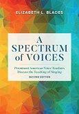 A Spectrum of Voices (eBook, ePUB)