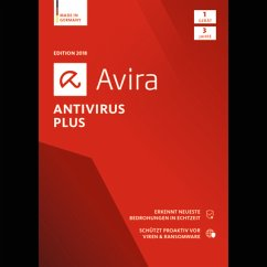 Avira Antivirus Plus 2018 1 Geräte / 36 Monate ...