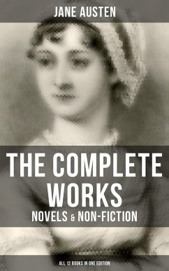 9788027230495 - Austen, Jane: The Complete Works of Jane Austen: Novels & Non-Fiction (All 12 Books in One Edition) (eBook, ePUB) - Kniha