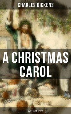 9788027231591 - Dickens,Charles: A Christmas Carol (Illustrated Edition) (eBook, ePUB) - Kniha