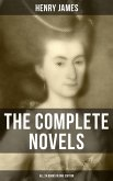 The Complete Novels of Henry James - All 24 Books in One Edition (eBook, ePUB)