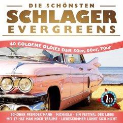 Die Schönsten Schlager Evergreens-40 Oldies
