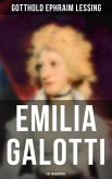 Emilia Galotti: Ein Trauerspiel (eBook, ePUB)
