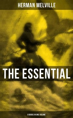 9788027231126 - Melville, Herman: The Essential H. Melville - 9 Books in One Volume (eBook, ePUB) - Kniha