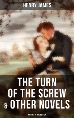 9788027231010 - James, Henry: The Turn of the Screw & Other Novels - 4 Books in One Edition (eBook, ePUB) - Kniha