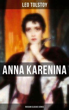 9788027231409 - Tolstoy, Leo: ANNA KARENINA (Russian Classics Series) (eBook, ePUB) - Kniha