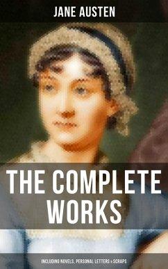 9788027231461 - Austen,Jane: The Complete Works of Jane Austen (Including Novels, Personal Letters & Scraps) (eBook, ePUB) - Kniha