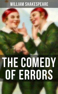 9788027231294 - Shakespeare,William: THE COMEDY OF ERRORS (eBook, ePUB) - Kniha