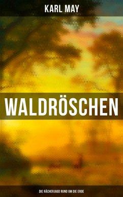 Waldröschen - Die Rächerjagd rund um die Erde (eBook, ePUB) - May, Karl