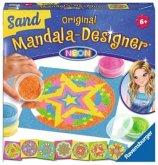 Ravensburger 29707 - Sand Mandala-Designer® Neon, Mandala-Set