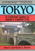 Tokyo a Cultural Guide (eBook, ePUB)