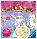 Ravensburger 29703 - Original Mandala-Designer® Unicorn, Mandalas zum Selbermachen