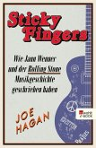 Sticky Fingers (eBook, ePUB)