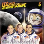 Leo und die Abenteuermaschine Folge 5 - Leo und die Mondlandung