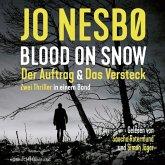 Blood on Snow - Der Auftrag & Das Versteck, 2 MP3-CDs