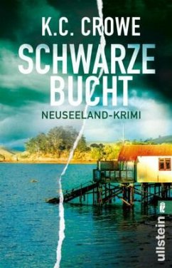 Schwarze Bucht / Inspektor Parnell Bd.2 - Crowe, K. C.