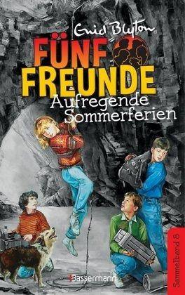 Aufregende Sommerferien / Fünf Freunde Doppelbände Bd.8