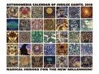 2018 Autonomedia Calendar Of Jubilee Saints