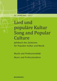 Lied und populäre Kultur / Song and Popular Culture 62 (2017)